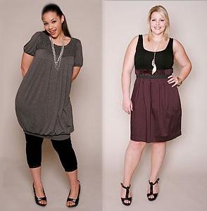 Молодежная Одежда Для Полных Женщин